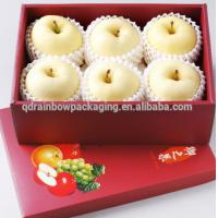 China Corrugated Fruit Packing Boxes for Strawberry / Banana Packaging wholesale