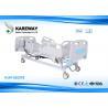 China 2つの機能中央制御のブレーキ システムが付いている電気心配の病院用ベッド wholesale
