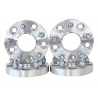 "Jeep Wrangler JK Rubicon Hub Centric 1"" Wheel Spacers 5x5 to 5x5"