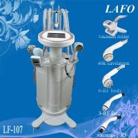 China 5 in 1 vacuum roller cavitation rf massage slimming machine wholesale