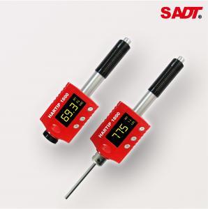 Buy cheap ASTM A956の携帯用硬度のテスター、自動影響の方向HARTIP1800D/DLを用いるOLEDの表示Leebの硬度の測定 from wholesalers