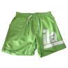 China Factory price Custom Quick dry Men Swimwear Silk Screen Printing Board Shorts wholesale