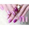 China Sweet Color Shiny Pink Cat Eye Gel Nail Polish 500g / 1000g / 1 Gallon Volume wholesale