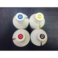 China Quick Dry Digital Dye Sublimation Printing Ink For Piezo Heads wholesale