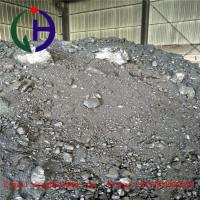China CAS NO.65996-93-2 Coal Tar Pitch Black Solid Lump With Moisture Below 2% wholesale