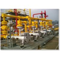 China High effiency natural gas and Sand separator Cyclone sand separator wholesale