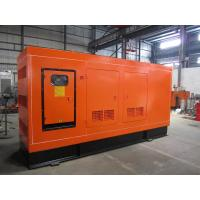 China Quiet Emergency Electric Generator / 400KW / 500KVA Cummins Diesel Generator wholesale