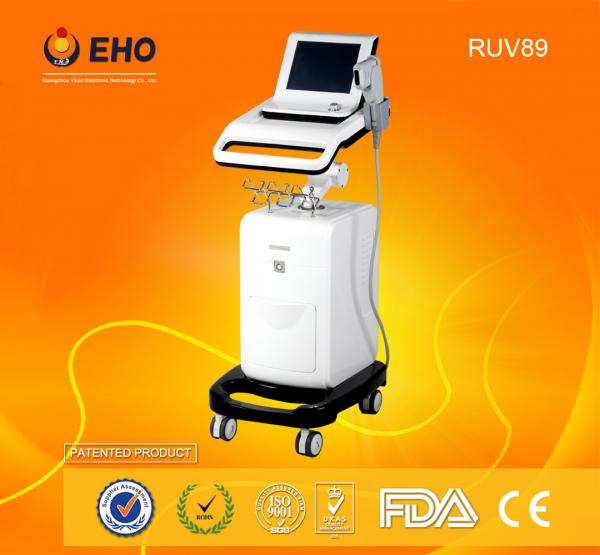Quality 2015 wrinkle removal face lift skin tighten machine RUV89 for sale