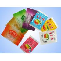 China Disposable Flexible Food Grade Plastic Bags For Snack Food Package , Custom Printed wholesale