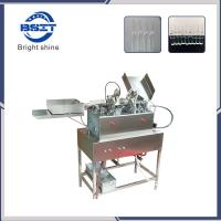 China pharmaceutical injection filling machine for 10ml ampoule with two head wholesale