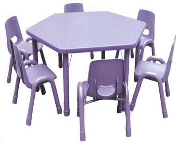 Hexagonal Table Images