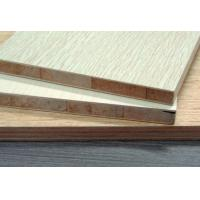 China Strong Nail Holding Laminated Block Board For Package 1220*2440 MM wholesale