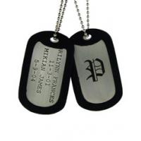 China Custom Iron Blank Dog Tag for Cheap wholesale
