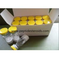 Buy cheap MGF 99% Purity Injectable Mechano Growth White Lyophilized Powder 2 ~ 8℃ Preservation from wholesalers