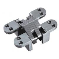 China 180° Casting Stainless Steel Concealed Hinges For Fireproof Door Villa Door on sale