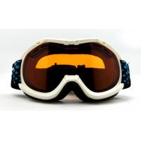 China Frameless Anti Fog Junior Snowboard Goggles WIth Dual-layer Lens wholesale