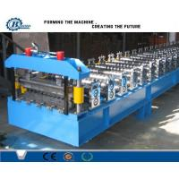 China 3kw Hydraulic Motor Metal Corrugated Roofing Roll Forming Machine By Automatic Control System wholesale