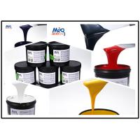 Buy cheap Free Yellowing UV LED Screen Ink Pvc Printing Ink 385-395nm LED UV Wave Length from wholesalers