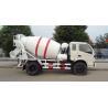 China Good quality Isuzu concrete truck, concrete mixer truck , truck mixer wholesale