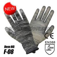 China PU Safety Work Gloves on sale