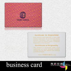 China Custom Business Printed Plastic Cards wholesale