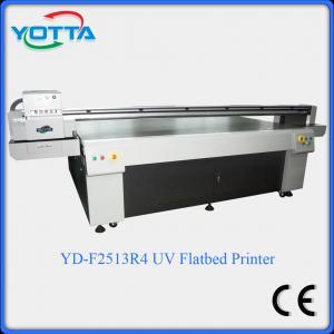 China 3D lenticular uv printing machine with best Ricoh Gen4 print head, uv printer price on sale