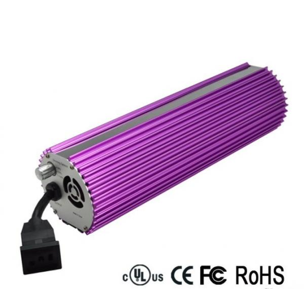 Quality 600W Round Shell Digital Electronic Ballast with Super Lumens for Hydroponics System / Kit for sale