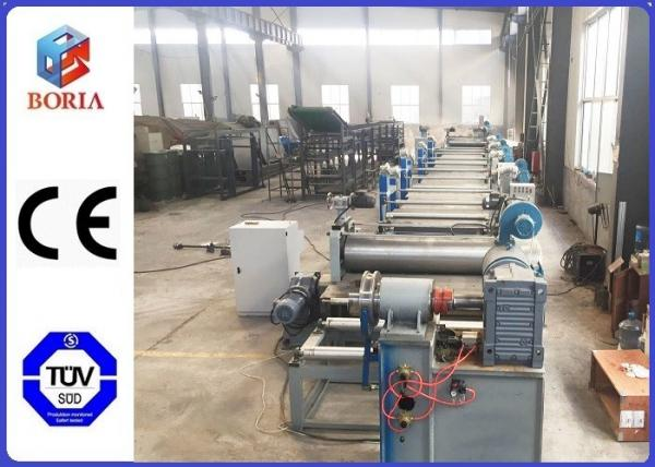 Quality Reciprocating Working Mode Rubber Processing Machine Conveyor Belt Forming Machine for sale