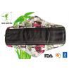 China Machine Washable Bamboo Mama Pads , Charcoal Bamboo Reusable Sanitary Towels wholesale