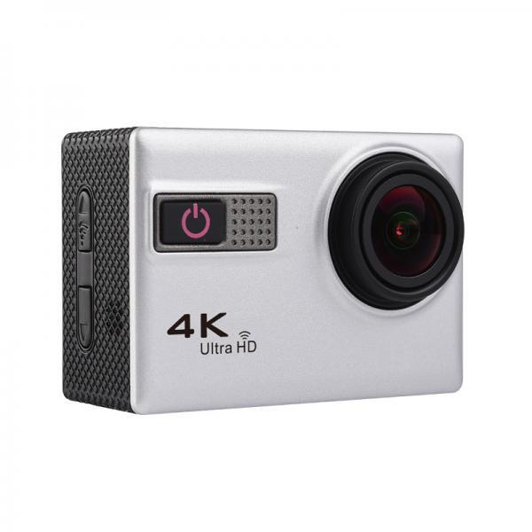 Quality 4k ostenta o apoio impermeável Wifi Bluetooth da câmera da ação, ângulo 170° largo for sale