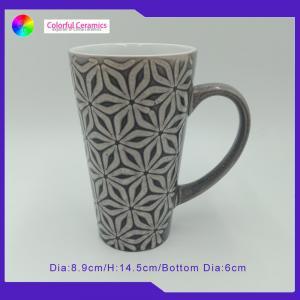 China Anti - Corrosion Glaze Promotional Ceramic Coffee Mugs Ceramic Mugs With Logo wholesale