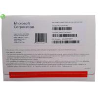 China Microsoft Windows 10 Home / Windows 10 Professional OEM 64 bit With Online Activation Guarantee wholesale