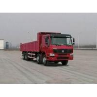 China supplier HOWO 336hp new dumper truck / dumper lorry with warranty in africa market