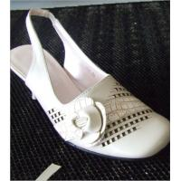 China Laser Cutting Engraving Marking of Leather Shoes on sale