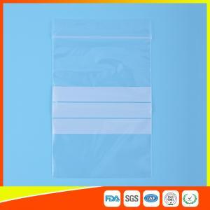 Buy cheap ジッパーのシールのプラスチック パッキングジップロックは電子個装のための袋を袋に入れます from wholesalers