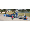 China LDPE / EVA / TPU Plastic Extrusion Equipment , Plastic Extrusion Line wholesale