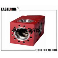 China Weatherford E2200 Mud Pump FLuid End Cylinder Module wholesale