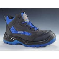 China Pu Injection Steel Toe Safety Shoes wholesale