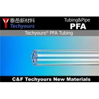 China PFA Tubing /  Transparent Tube / Pipe / 6*8 /8*10 / 10* 12 / PASS 97-99% UV Light wholesale