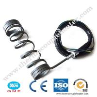 Buy cheap Spring Hot Runner Coil Heater With TC K, Nozzle coil heater for hot runner from wholesalers