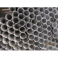 China High Toughness Galvanised Steel Pipe Threaded / Plain End Coating Uniformity wholesale