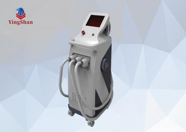 Quality 10mhz Multifunction Face Lift Machine , IPL Tattoo / Hair Laser Removal Machine for sale