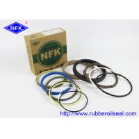 China Wear Resistance Rubber Oil Seal HYUNDAI R305 Boom Arm Bucket Cylinder Repair Kit wholesale
