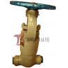 China Pressure Sealing Cast Steel Gate Valve for High Pressure ANSI 1500LB / 2500LB wholesale