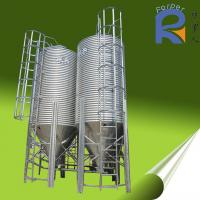 China Poultry Feed Silo,3MT,Hot Galvanized wholesale