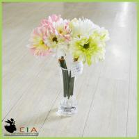 China Festive Decoration Artificial Floral Arrangement Artificial African Daisy Gerbera for Sell wholesale