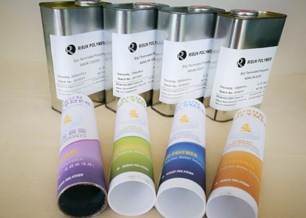 Quality Low Viscosity Silane Terminated Polyurethane Household Decoration Sealant Usage for sale