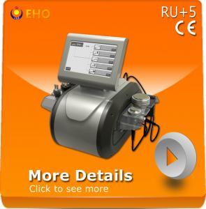 China RU+5 Multifunction rf cavition vacuum slimming machine wholesale