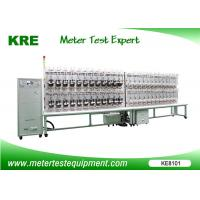 China 48 Positions Single Phase Energy Meter Test Bench Auto Mark Locking Standard Deviation wholesale