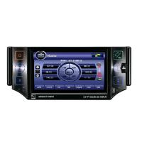 China 7inch touch screen one din car dvd player with GPS/3D Menu/Blue tooth/TV/AM/FM wholesale